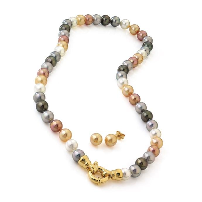 NWT Brighton FIJI Wide Cuff Bangle Bracelet Crystals Adjustable MSRP $88