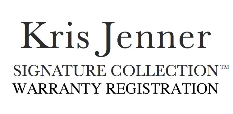 Kris Jenner Signature Collection Logo